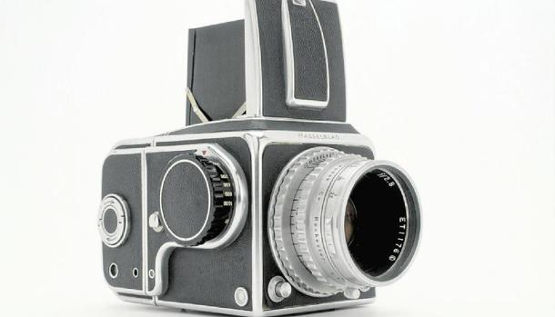 La 500c, el ayer de las icónicas cámaras suecas que inmortalizaron la llegada del hombre a la Luna