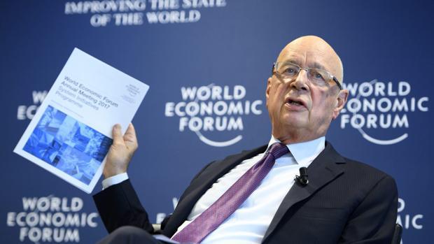 El fundador y presidente del Foro Económico Mundial, Klaus Schwab, desvela las líneas maestras del World Economic Forum de este año
