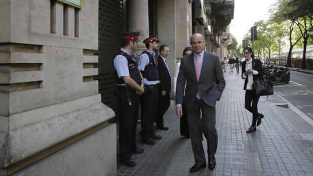 Luis de Guindos, ministro de Economía