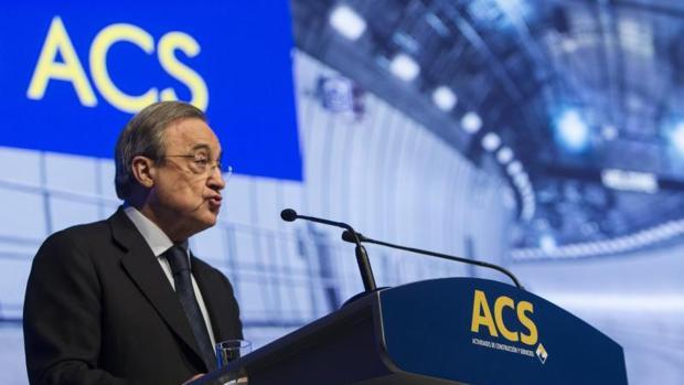 Última junta de accionistas de ACS