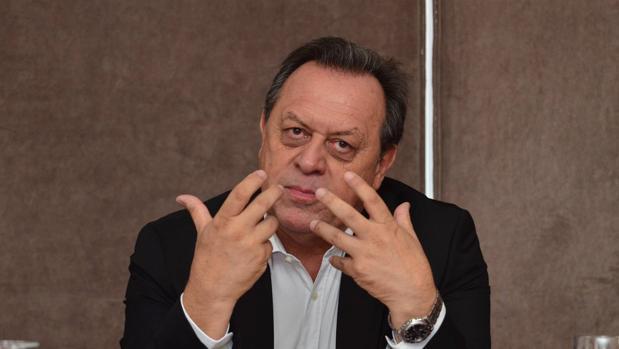 Gustavo Santos, ministro de Turismo de Argentina
