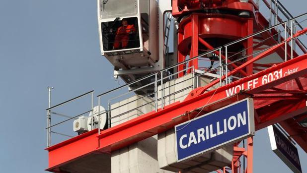 Carillion empleaba a 43.000 personas (20.000 en Reino Unido)