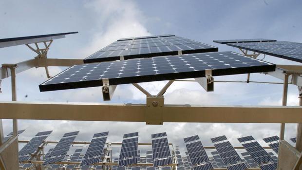 ACS construirá la mayor planta de energía fotovoltaica de Europa en Murcia