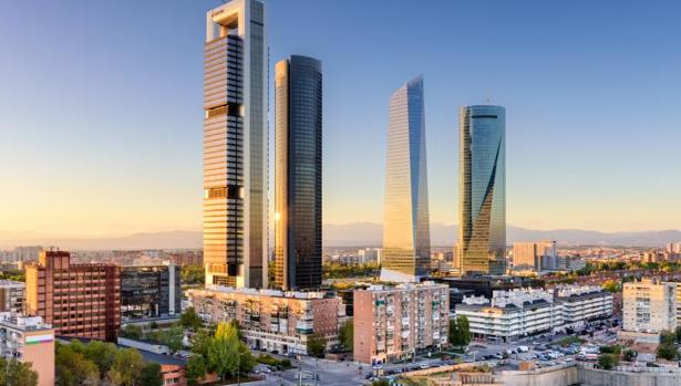 La Comunidad de Madrid registró el mayor PIB nominal por habitante en el año 2017, con 33.809 euros