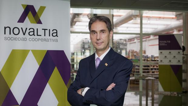 Fernando Castillo, director general de Novaltia