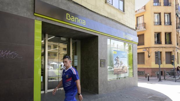 Sede de bankia de doctor esquerdo 33, Madrid