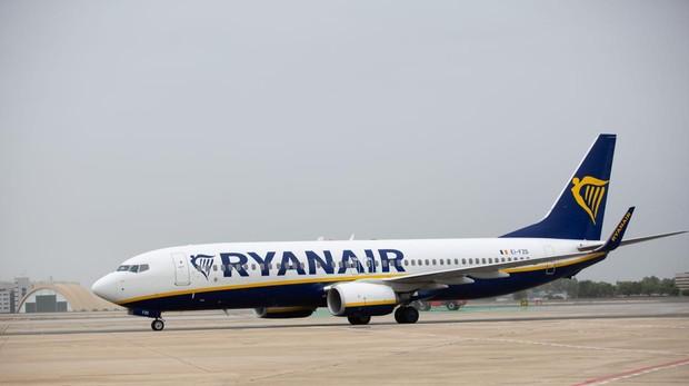 Ryanair es la aerolínea más utilizada en España