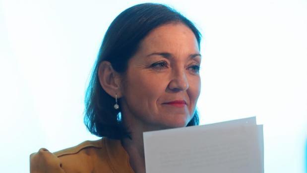 La ministra de Comercio, Industria y Turismo, Reyes Maroto