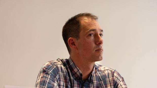 El vicepresidente primero de Vox, Víctor González Coello