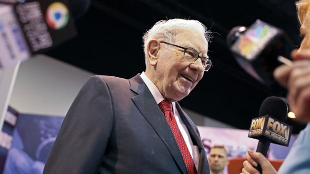 Warren Buffett es el tercer hombre más rico del mundo