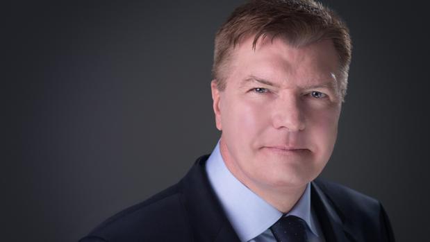 Malcolm Wilson, consejero delegado de XPO Logistics en Europa