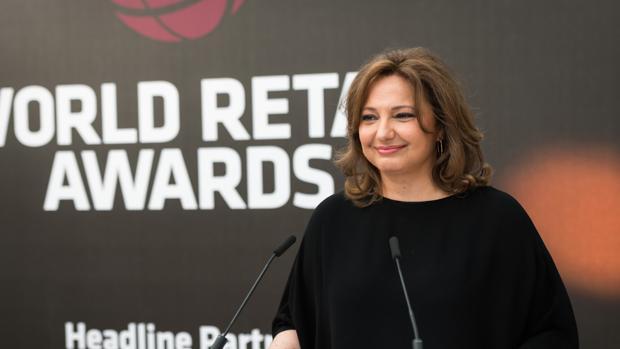 Marta Álvarez, futura presidenta de El Corte Inglés