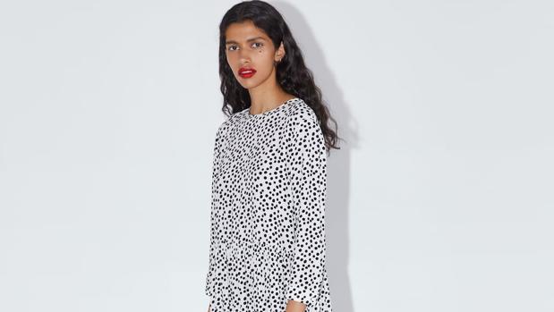 El vestido de Zara de nueva colección que se agotó en segundos