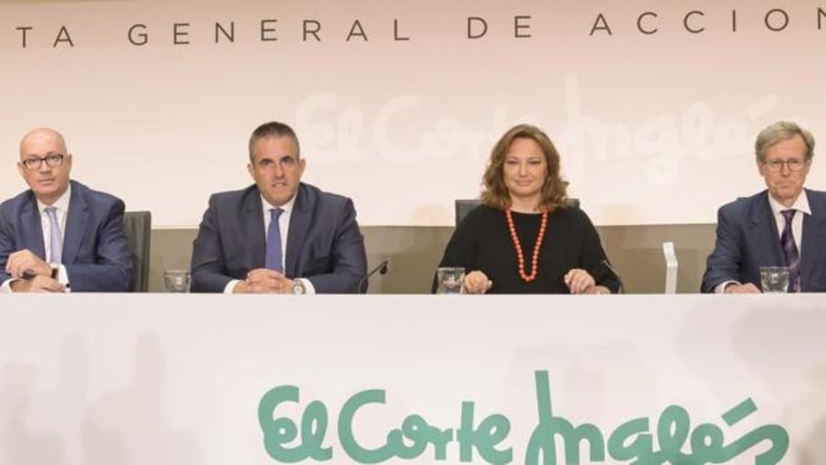 El Corte Inglés aprueba por unanimidad la fusión con Bricor y renueva a Pizarro como consejero