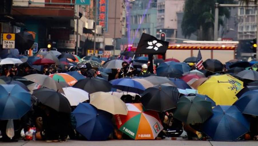 Las protestas hunden Hong Kong más que la epidemia del SARS de 2003