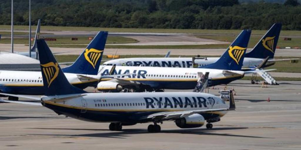 Ryanair mantiene su liderazgo en España pese a su «guerra» con los sindicatos