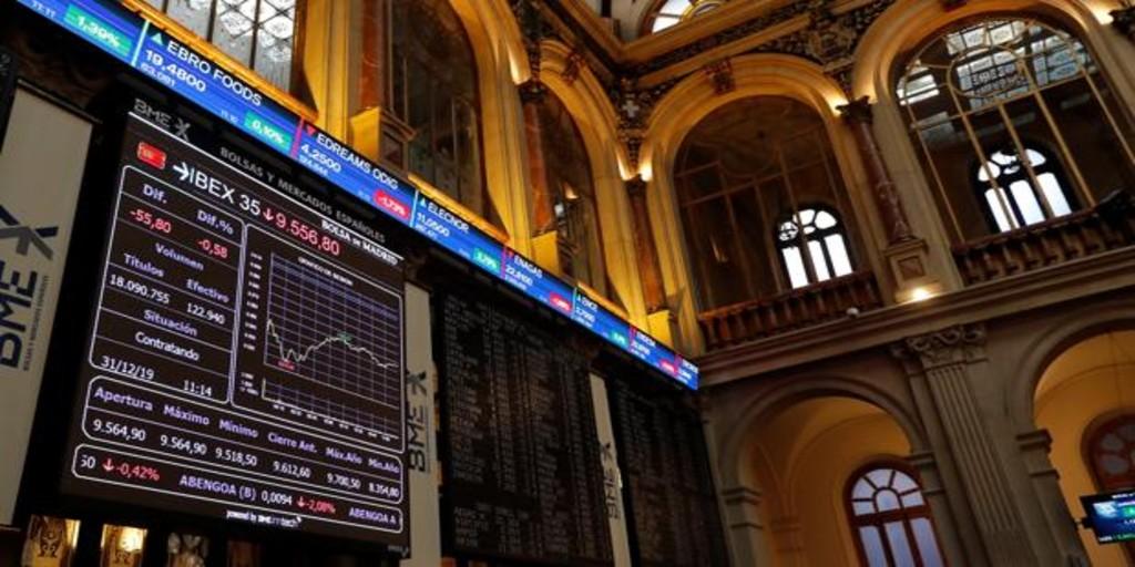 El coronavirus «infecta» a Wall Street cuyos principales índices caen más de un 1%