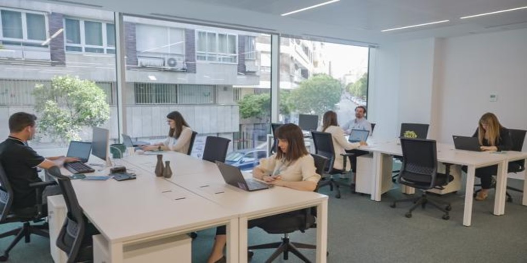 The new normality pushes the limits of coworking