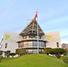 Edificio Barco, del parque tecnológico de Bizkaia