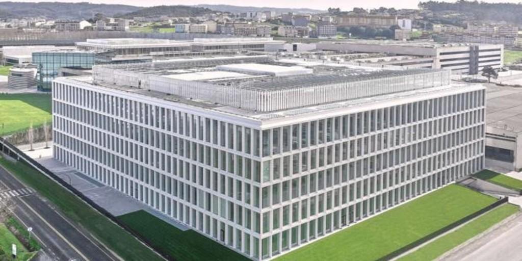 Así es el nuevo edificio inteligente de Inditex, cuyo coste alcanza los 130 millones de euros