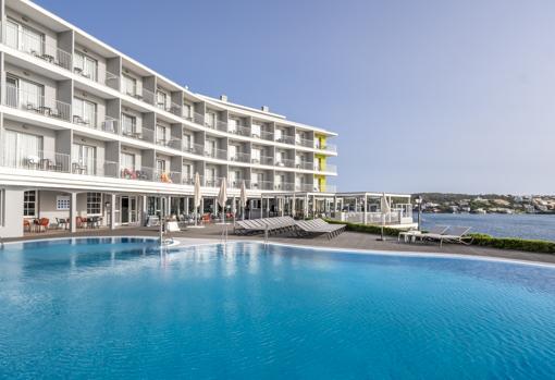 Image of the Artiem Carlos III hotel