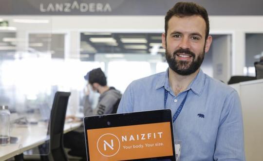 Borja Cembrero, CEO of Naiz Bespoke Technologies