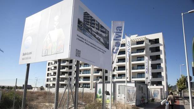 La vivienda nueva está digiriendo mejor la crisis