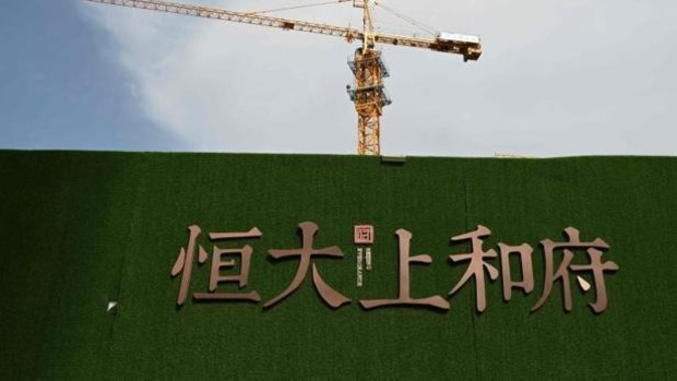 La deuda de Evergrande amenaza con reventar la burbuja inmobiliaria china