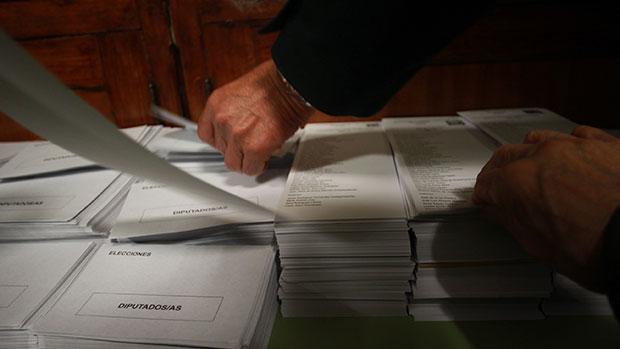Resultados Elecciones Generales 2019 en Castellón de la Plana capital