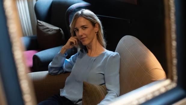 Cayetana Álvarez de Toledo posa para ABC tras la entrevista