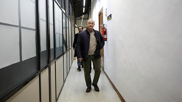 Imagen del presidente del PP de Valencia, Alfonso Novo