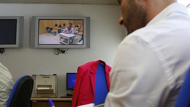 Granados ya declaró por videoconferencia ante la Asamblea