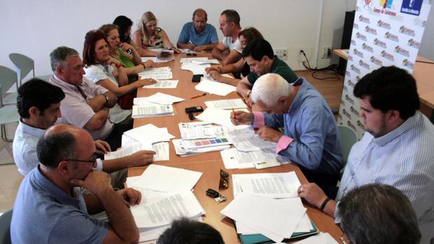 La Junta Directiva de la Asociación para el Desarrollo del Campo de Calatrava