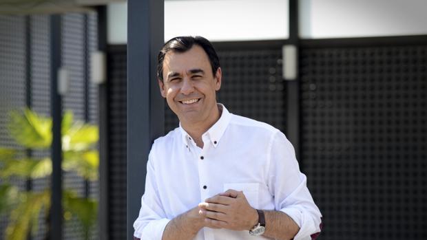 Fernando Martínez-Maillo, en una entrevista para ABC