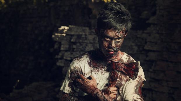 Imagen del cartel de Apocalipsis Zombie en Games Valencia