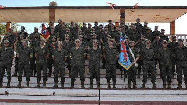 El principal cometido, a partir de ahora, es preparar la Unidad de Caballería que se desplegará en Líbano