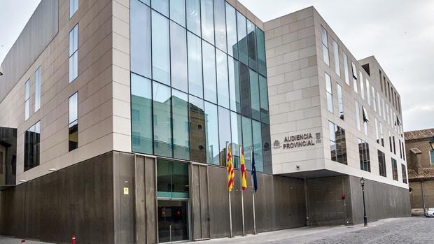 El juicio ha comenzado este lunes en la Audiencia de Zaragoza