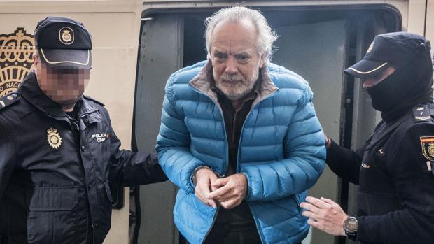 El empresario Tolo Cursach, detenido el pasado martes