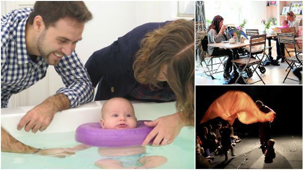 Cada vez hay más locales «baby friendly» en Madrid