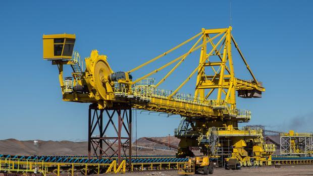 El sector minero se beneficiará de la nueva inversión en Zuerat