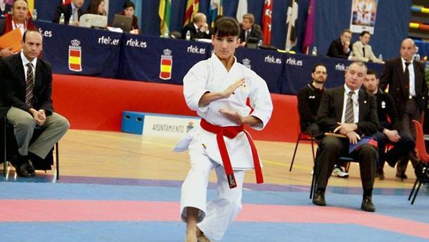 Su tercera medalla de oro consecutiva en un Campeonato de Europa