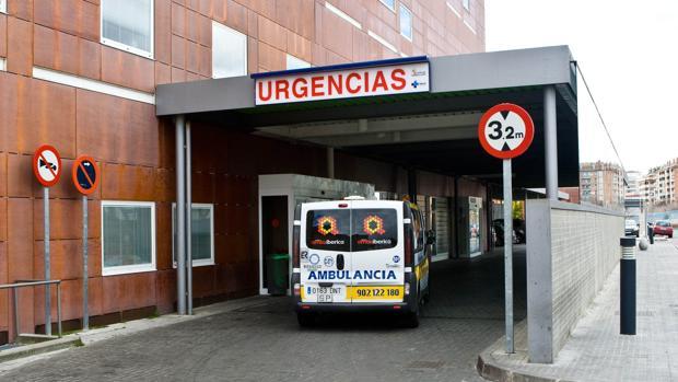 Hospital Virgen de la Concha de Zamora, donde ingresó la bebé que ha muerto por posible meningitis esta madrugada