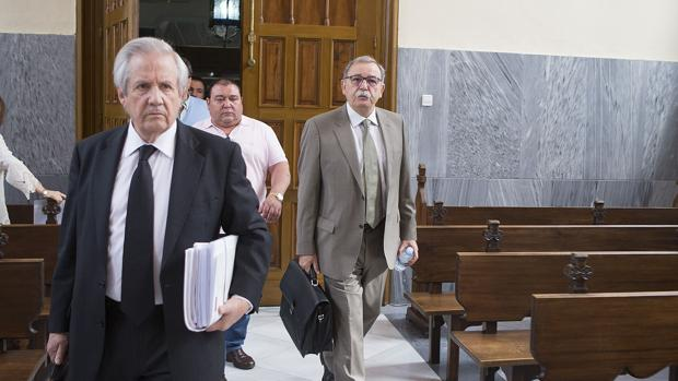 Tercera jornada del juicio de la llamada «trama solar» de Zamora