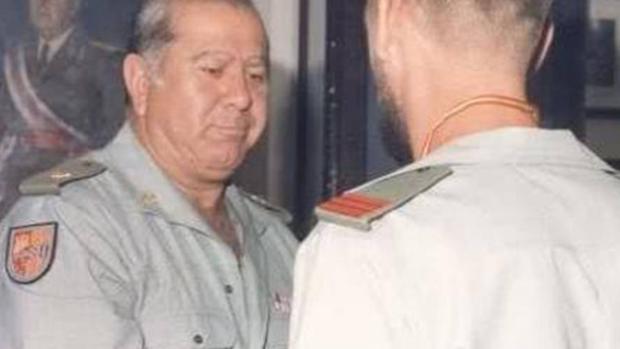 El teniente coronel Luis Rubio Ripoll