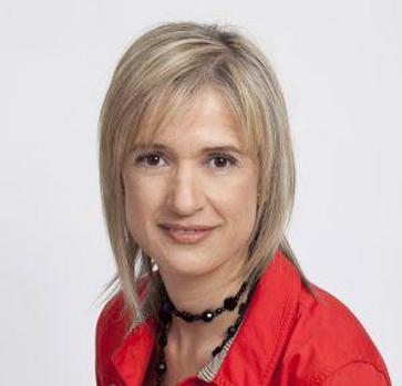 La alcaldesa de Esplugas de Llobregat, Pilar Díaz