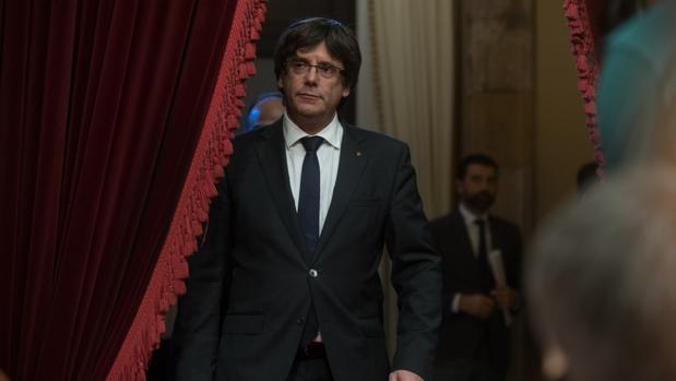 El expresidente de la Generalitat CarlesPuigdemont no podrá votar desde Bélgica en las elecciones del 21D