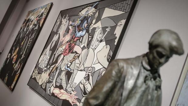 Exposició 'Memòria de la Modernitat' en Gandia
