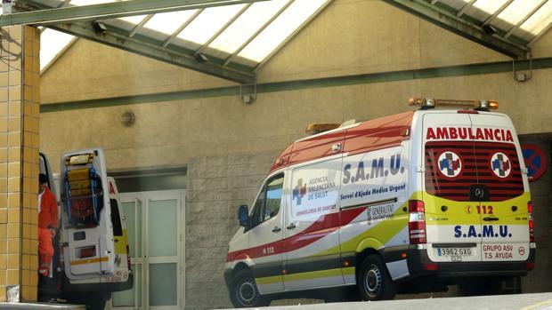 Imagen de archivo de los Servicios de Emergencias en Alicante
