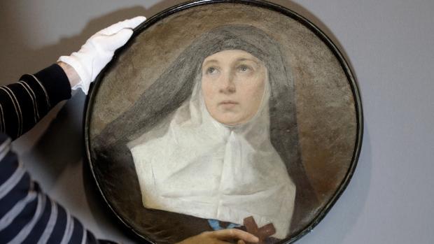 Imagen del cuadro de Murillo inédito que expone el Museo de Bellas Artes de Valencia