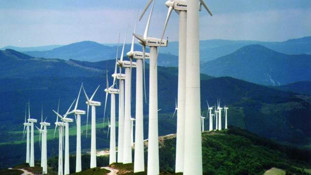 Dicen en la plataforma que los parques eólicos pueden afectar a un patrimonio natural «diverso y único»